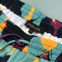 Jaeger Colourful Relaxed Trousers - UK 14