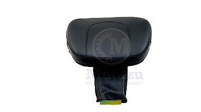 Mutazu Adjustable Driver Rider Back Rest For Suzuki Volusia VL 800 DH7
