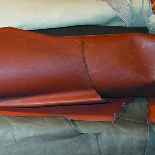 Assorted Full Grain Leather Hides - 2-4 oz - Deer Shack