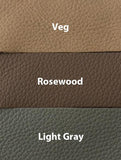 Silky Soft Garment Handbag Leather - 3 oz Cowhide Hides - Dozens of Beautiful Colors - Deer Shack