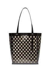 Perforated Stella North South Tote