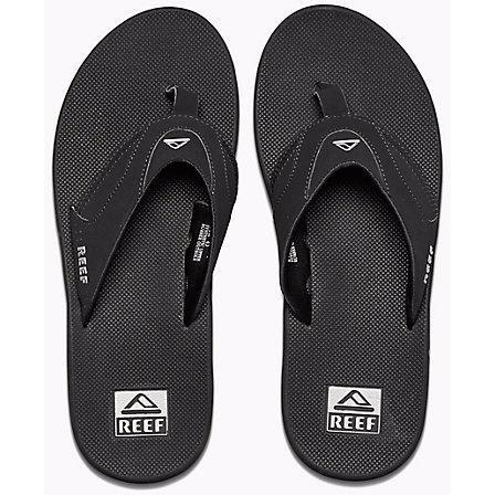 Sandal - Reef Fanning Sandals Black