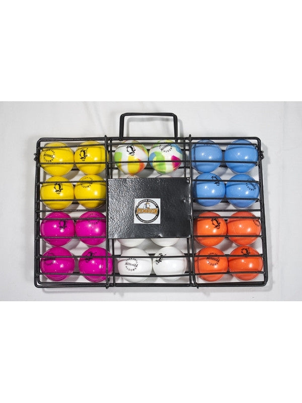 Penguin Ball Cages