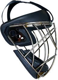 OBO Face Off Hockey Steel Face Mask