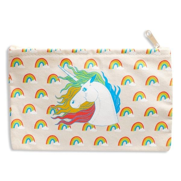 Unicorns & Rainbows Pouch