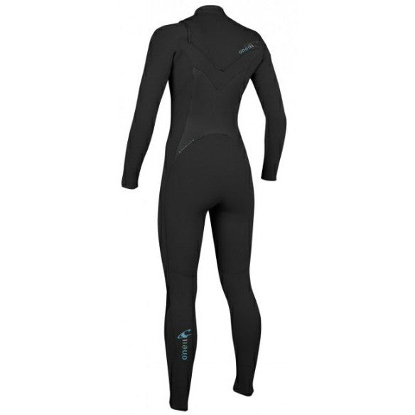 4/3 Womens O'Neill Superfreak FZ suit 4772 (new model) - Surf Ontario