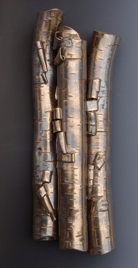 Birch in Bronze
