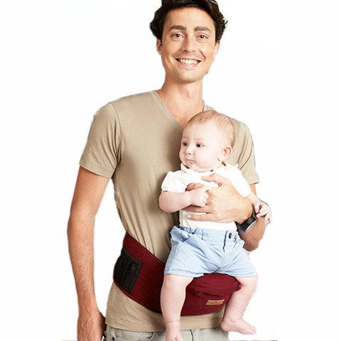 Baby Carrier 2017 New Design Waist Stool Walkers Baby Sling Hold Waist Belt Backpack Hipseat Belt Kids Infant Hip Seat BB0002 - CheckaBaby