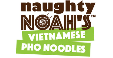 Naughty Noah's Vietnamese Instant Pho Noodles