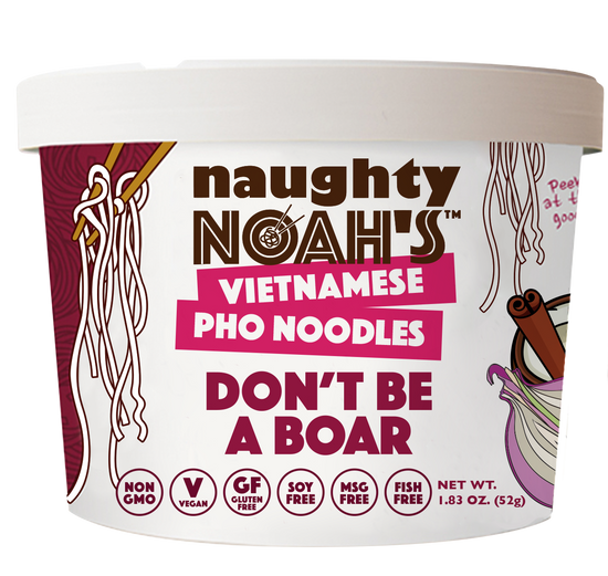 Don't Be A Boar Pho — 6-pack case