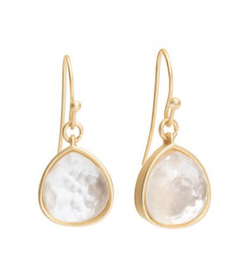 Spartina ~ Bridesmaid Pearl Earrings
