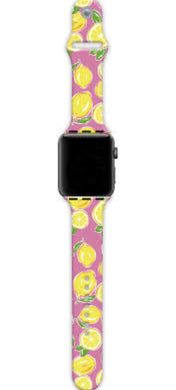 Apple Watch Band ~ Lemon Simply Southern