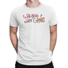 Walking With Giants - Unisex T-Shirt White