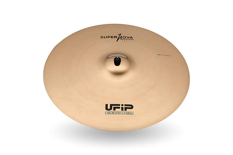 Ufip SN-21R Supernova Series Ride Cymbal Bronze 21 Inch