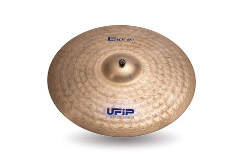 Ufip BI-22HR Bionic Series Heavy Ride Cymbals (22 Inches)