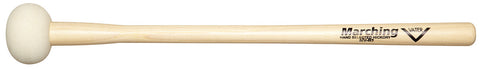 Vater MV-B3 Medium Marching Bass Drum Mallets Hard Felt Wood
