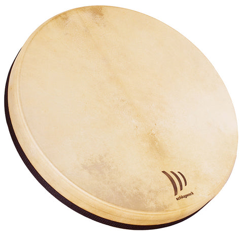 Schlagwerk RTS62 Tunable Frame Hand Drum without Cross Frame - Goatskin Head - 60cm