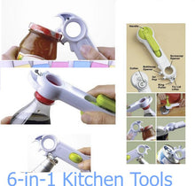 Load image into Gallery viewer, Kitchen Can Do All in One Kitchen Multi Purpose All Size in One Tool