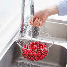 Load image into Gallery viewer, Chef Basket Kitchen Strainer