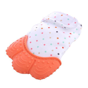 Baby Happy Hand™ Teething Mittens Glove