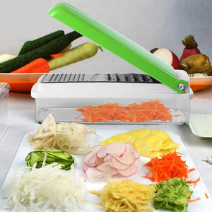 Nicer Slicer Fruit Vegetable Cutter