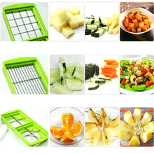 Load image into Gallery viewer, Nicer Slicer Fruit Vegetable Cutter