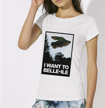 T-Shirt i want to belle ile