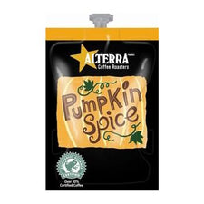 Alterra Coffee Pumpkin Spice Fresh Pack Rail 16ct