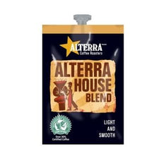 Alterra House Blend Coffee Fresh Pack Rail 20 Ct