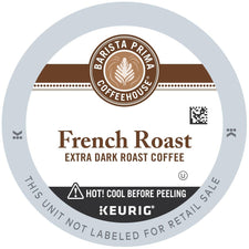 Barista Prima Coffeehouse French Roast K-Cups 24ct