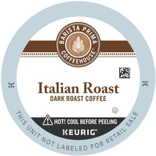 Barista Prima Coffeehouse Italian Roast K-Cups 24ct