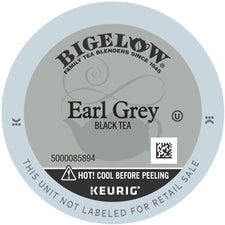 Bigelow Earl Grey Tea Kcups 24ct