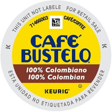 Cafe Bustelo 100% Colombian K-cups 96ct