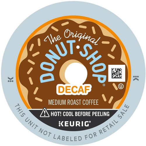 Coffee People Decaf Donut Shop K-Cups 22ct Medium