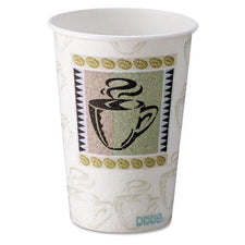 Dixie 10oz Hot Drink Paper Cups 500ct