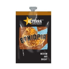 Alterra Ethiopia Coffee Fresh Pack Rail 20 Ct