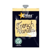 Alterra French Vanilla Coffee Fresh Pack Rail 20 Ct