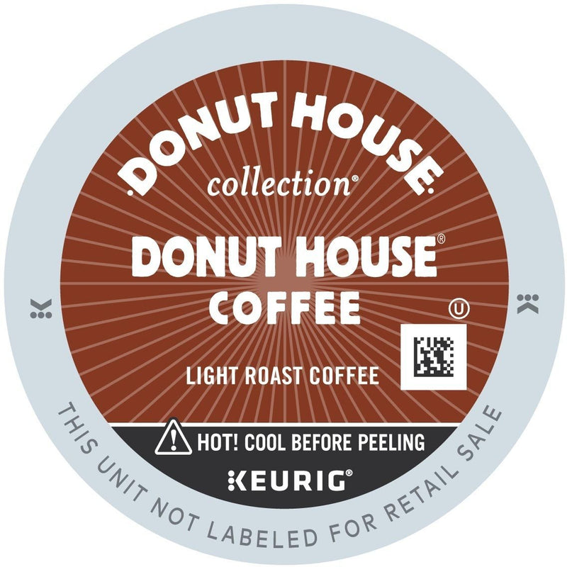 Green Mountain Donut House Coffee Light Roast K-Cups 24ct