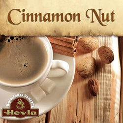 Hevla Cinnamon Nut Low Acid Ground Coffee 12oz Bag