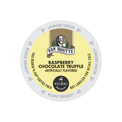Van Houtte Raspberry Chocolate Truffle K-cup Pods 96ct