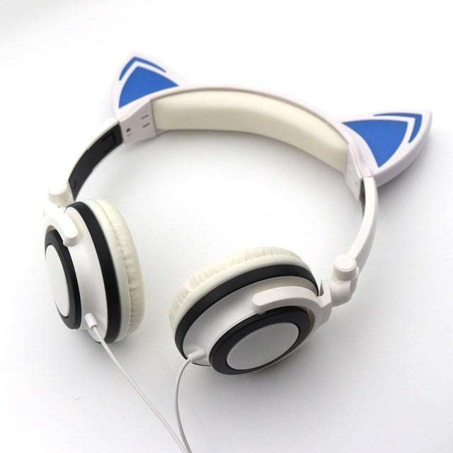 Casque Audio Style Chat - VentesFlashFrance