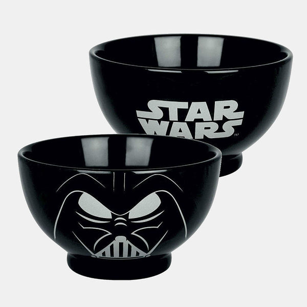 Darth Vader Cereal Bowl