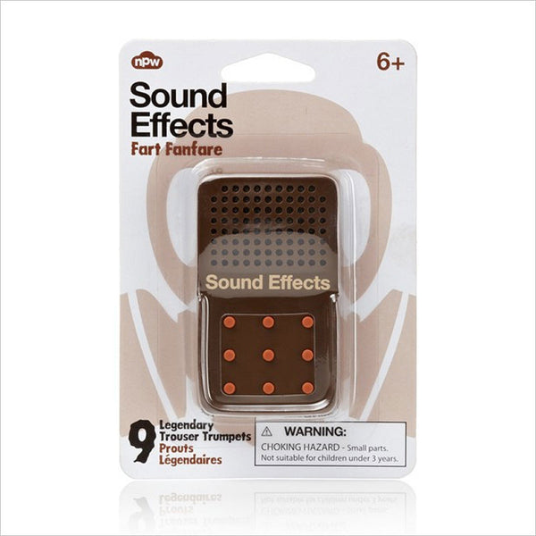 Mini Sound Effects Toy - Fart
