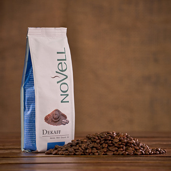 100% Arabica Natural Ground Decaf 250g