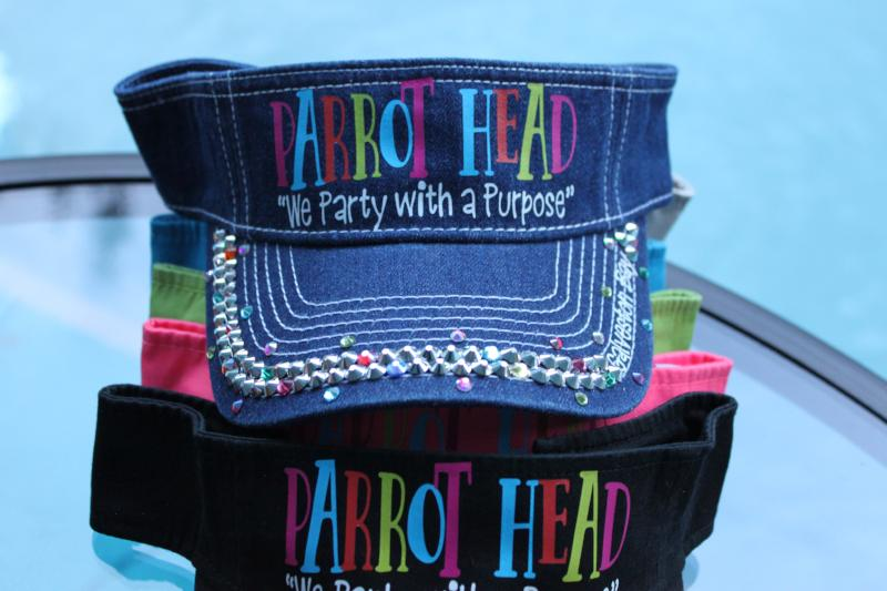 """Parrot Head - """"We Party with a Purpose"""""""