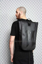 11byBBS Velocity Big Logo Backpack, Full Black