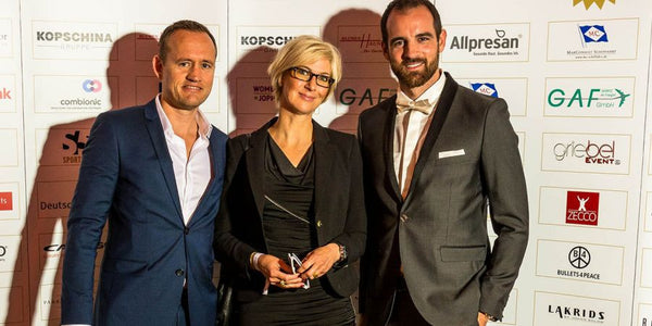 Grillson als Sponsor bei Charity-Event