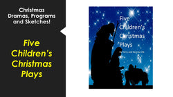 Five Children's Christmas Plays
