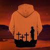 Image of Never forget freedom is not free  3D Hoodie