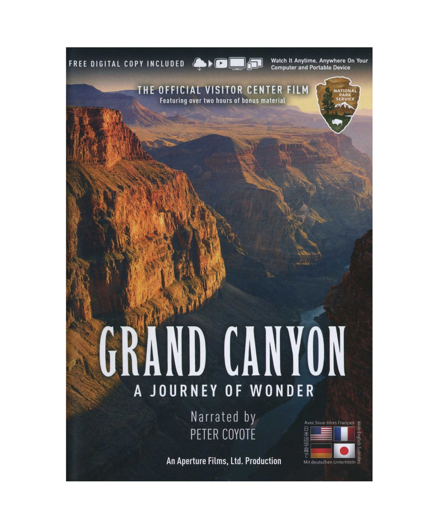 DVD Grand Canyon: A Journey of Wonder